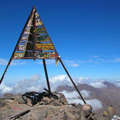 Climb Mt Toubkal, Atlas Mountains North Africa